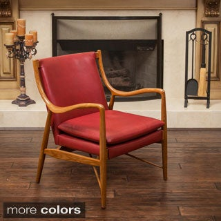 Christopher Knight Home Newport Wood Frame Chair
