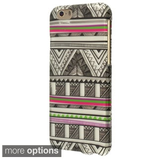BasAcc Pattern Dust Proof Rubberized Hard Case Cover for Apple iPhone 6 4.7-inch