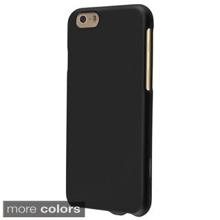 BasAcc Colorful Dust Proof Rubberized Hard Case for Apple iPhone 6 4.7-inch