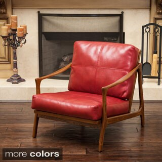 Christopher Knight Home Hampton Wood Frame Chair