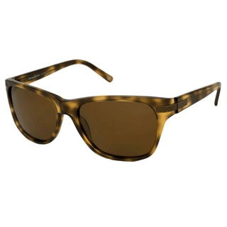 Tommy Bahama Men's TB6010 Polarized/ Rectangular Sunglasses