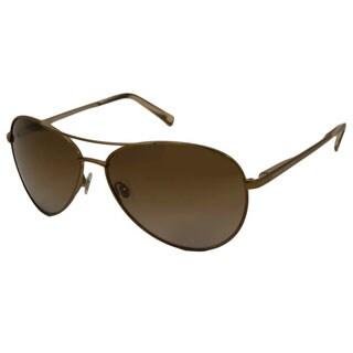 Tommy Bahama Men's TB519SP Polarized/ Aviator Sunglasses