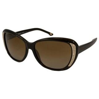 Tommy Bahama Women's TB7010 Cat-Eye Sunglasses