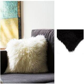 Natural by Lifestyle Brands New Zealand Sheepskin Pillow