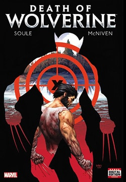 Death of Wolverine (Hardcover)