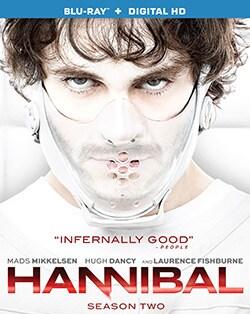 Hannibal: Season 2 (Blu-ray Disc)