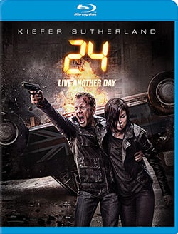 24: Live Another Day (Blu-ray Disc)