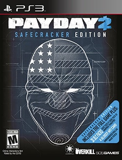 PS3 - Payday 2 Safecracker