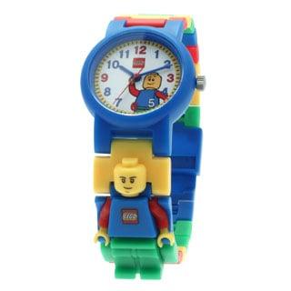 LEGO Kids' 9005732 Classic Minifigure Link Watch