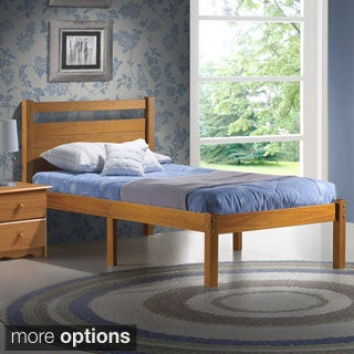 Bronx Twin-size Platform Bed-in-a-Box
