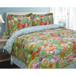 Delaney Caribbean 4-piece Comforter Set