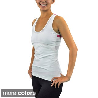 Madison Sport Women's 'Rita' Criss-cross Sleeveless Sports Tank Top