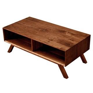 Wood Revival Modern Coffee Table