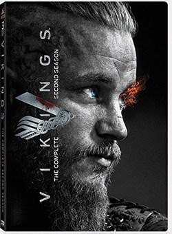 Vikings: Season 2 (DVD)