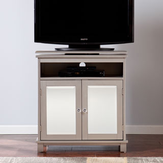 Upton Home Zephyr Swivel-Top Media Stand