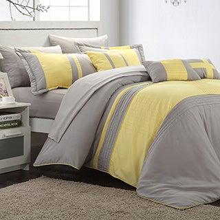 Siesta 10-piece Comforter and Sheet Set