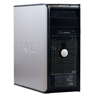 Dell OptiPlex 760 Intel Core 2 Duo 3.33GHz 4GB 1TB DVD Windows 7 Professional (64-bit) TW Computer (Refurbished)