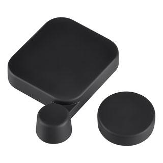 INSTEN Black Protective Housing Lens Cap Camera Case Cover for GoPro Hero 3