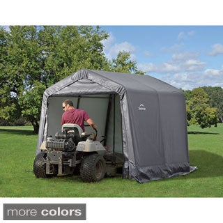 ShelterLogic 70413 Shed and Storage Series Shed-In-A-Box