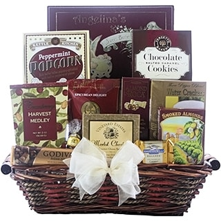 Great Arrivals Holiday Traditions Gourmet Christmas Gift Basket