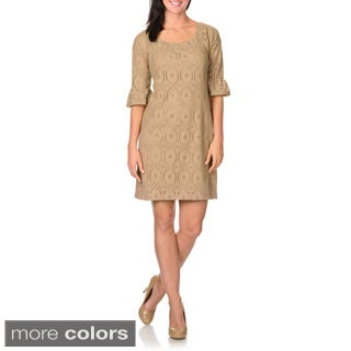 Rabbit Rabbit Rabbit Designs Women's Lace Dress