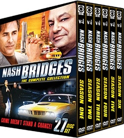 Nash Bridges: Complete Series (DVD)