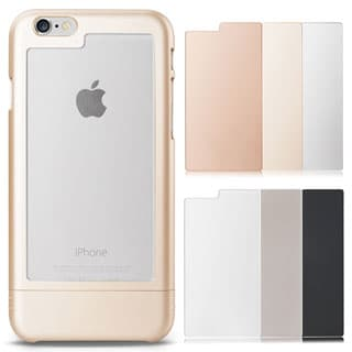 INSTEN Anti-slip Grip Fingerprint Free TriTone Case for Apple iPhone 6 4.7-inch