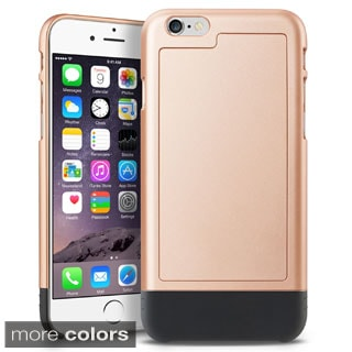 INSTEN TriTone 3-piece Customized PC Matte Ultra-slim Protector Case for Apple iPhone 6 4.7-inch