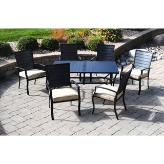 Sun Casual St. Regis 7-piece Outdoor Dining Set