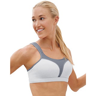 Champion Spot Comfort Full-support Sports Bra