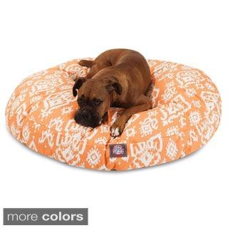 Majestic Pet Raja Round Pet Bed