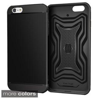 rooCASE Slim Fit Exec Tough Armor Hybrid Case for iPhone 6 Plus