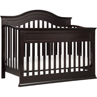 DaVinci Brook 4-in-1 Convertible Crib with Toddler Bed Conversion