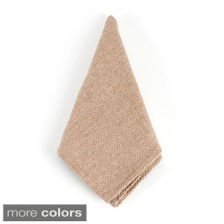 Basket Weave Design Napkin (set of 4)