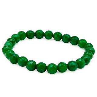 Beaded Jade Bracelet