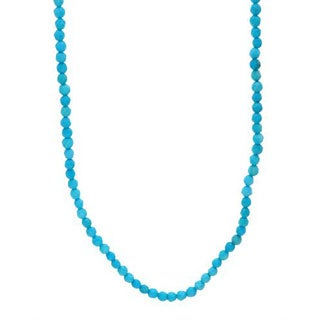 Sigal Created Turquoise Necklace