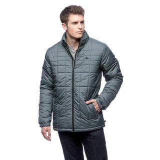 Quicksilver Men's Dark Horse Slate Jacket