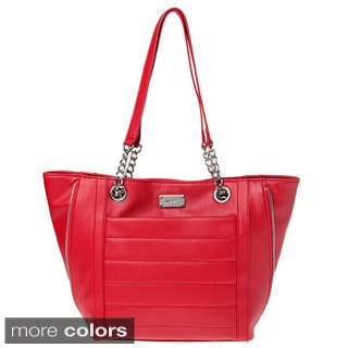 Nine West Medium Zip File Tote