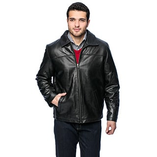 Men's 'Dean' Leather Jacket