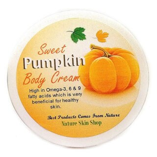 Nature Skin Shop Perfect Pumpkin Butter Bliss Body Cream