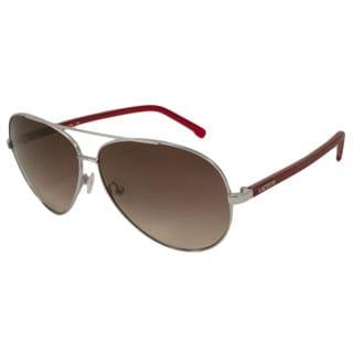 Lacoste Unisex L145S Aviator Sunglasses
