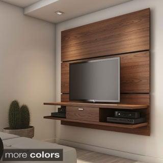 Manhattan Comfort 2-shelf, 1-drawer Metropolitan Entertainment Center
