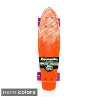 FreeRide Recycled Plastic Mini Complete Skateboard