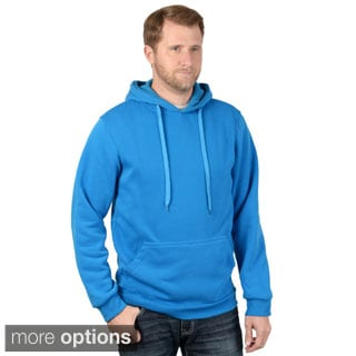 Vance Co. Men's Long Sleeve Fleece Lined Pull-over Hoodie