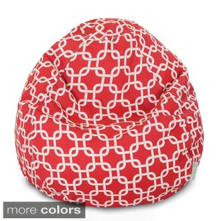Majestic Home Goods Links Small Classic Bean Bag