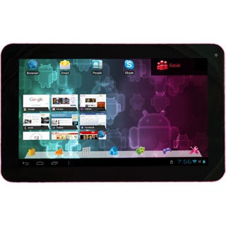 "Visual Land Connect 9 8 GB Tablet - 9"" - Wireless LAN - ARM Cortex A8"