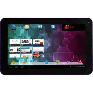 "Visual Land Connect 9 VL-109-8GB-PRP 8 GB Tablet - 9"" - Wireless LAN"