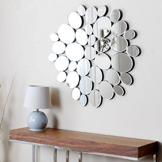 ABBYSON LIVING Glacier Wall Mirror