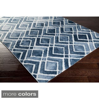 Artfully Crafted Angie Trellis Area Rug -(2'2 x 3')