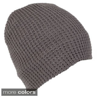Vance Co. Men's Waffle-knit Fashion Beanie